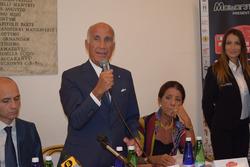 Presidente dell'Aci Angelo Sticchi Damiani