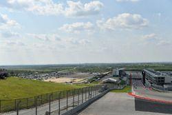 COTA - new go kart track under construction