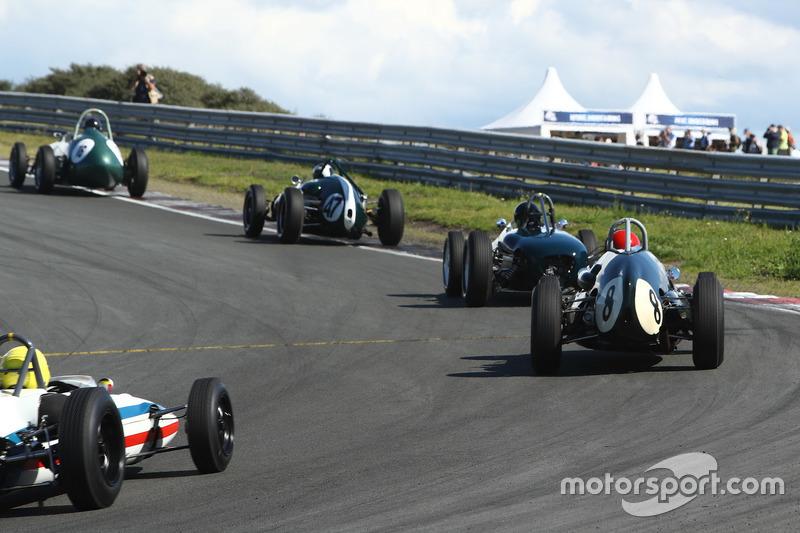 Grand Prix-wagens van voor 1961