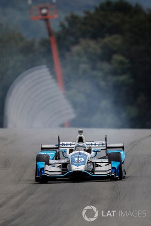 Прокол: Тони Канаан, Chip Ganassi Racing Honda