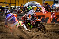 Jeffrey Herlings y Tony Cairoli, KTM Factory Racing