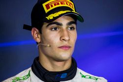 Press Conference: Sergio Sette Camara, MP Motorsport
