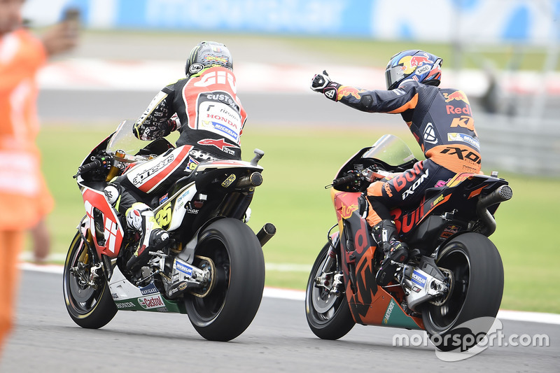 Cal Crutchlow, Team LCR Honda, Bradley Smith, Red Bull KTM Factory Racing