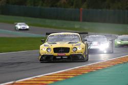 #9 Bentley Team ABT Bentley Continental GT3: Nico Verdonck, Christer J?ns, Jordan Pepper