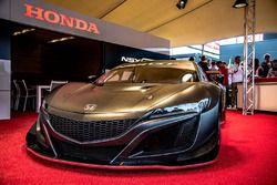 Presentación Honda NSX GT3