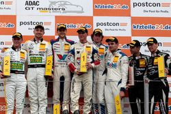 Trophypodium: 1. #77 Callaway Competition, Corvette C7 GT3-R: Jules Gounon, Renger van der Zande, 2.