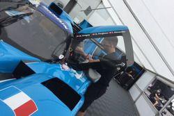 #4 Ligier JS P3-Nissan , Cool Racing by GPC