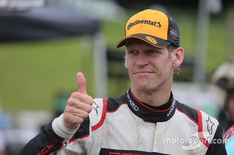 GTD primer lugar Jörg Bergmeister, Park Place Motorsports
