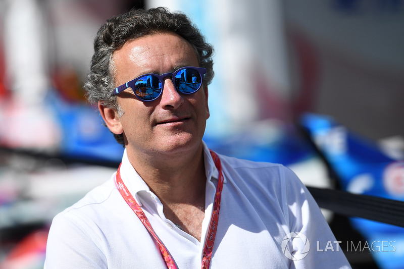 Alejandro Agag, Formel-E-Boss