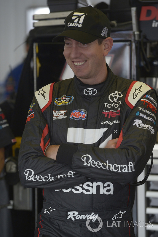 Kyle Busch, Kyle Busch Motorsports Toyota