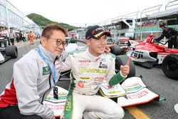Race winner Andre Lotterer, Team Tom's