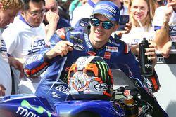 Maverick Viñales, Yamaha Factory Racing, vainqueur de la course