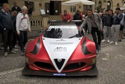 L'Alfa Romeo MG AR1 Furore Zytech 3000 di Marco Gramenzi, AB Motorsport