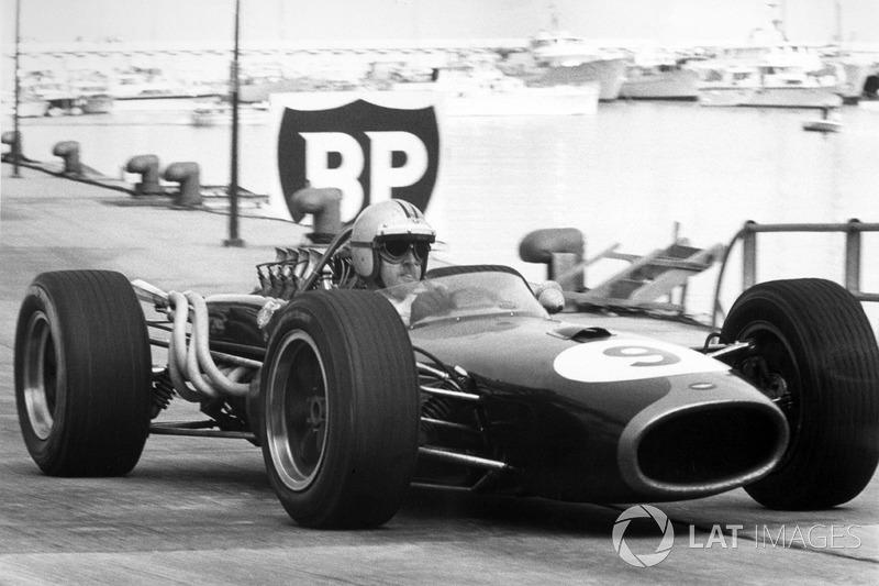 Denny Hulme - 8 vitórias