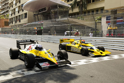 Alain Prost, Renault Sport F1 Team RE40, Jean-Pierre Jabouille, Renault Sport F1 Team RS01