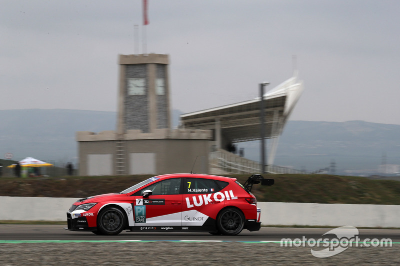 Hugo Valente, Lukoil Craft-Bamboo Racing, SEAT León TCR
