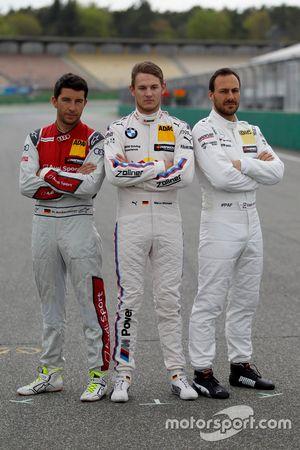 Mike Rockenfeller, Audi Sport Team Phoenix, Audi RS 5 DTM, Marco Wittmann, BMW Team RMG, BMW M4 DTM,