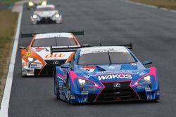 #6 WAKO'S 4CR LC500: Kazuya Oshima, Andrea Caldarelli