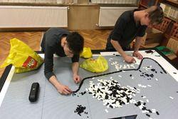 Hungaroring LEGO-ból