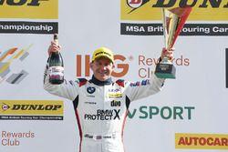 Third place Rob Collard, Team BMW BMW 125i M Sport
