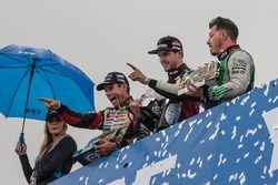 Juan Manuel Silva, Catalan Magni Motorsport Ford, Matias Rossi, Nova Racing Ford, Gaston Mazzacane,