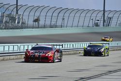 #7 Scuderia Corsa - Ferrari of Silicon Valley Ferrari 488 Challenge: Martin Fuentes