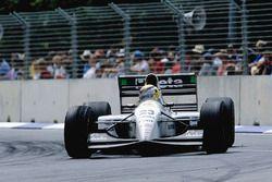 Jean-Marc Gounon, Minardi M193 Ford