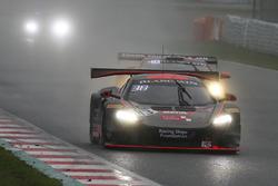 #43 Strakka Racing McLaren 650S GT3: Sam Tordoff, Jonny Kane, Ben Barnicoat