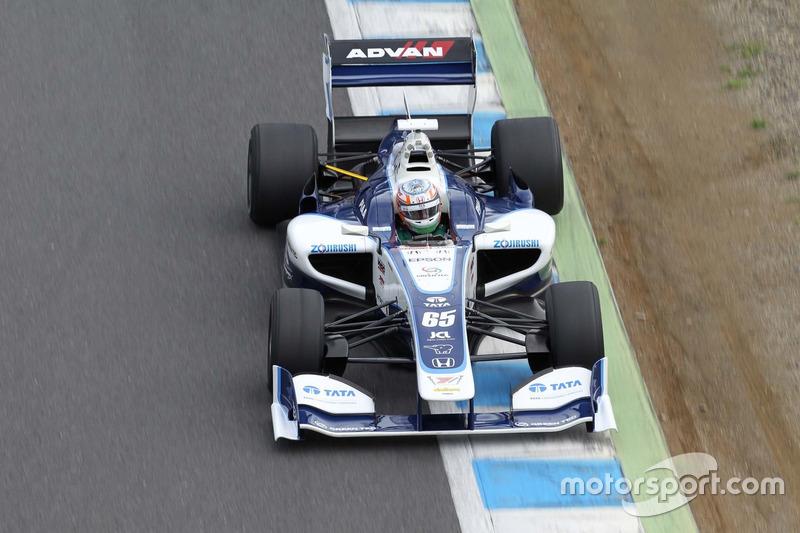 Narain Karthikeyan (Super Formula Autopolis)