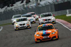 Florian Naumann, Matthias Schrey, BMW M235i Racing Cup