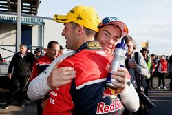 Le vainqueur Jamie Whincup, Triple Eight Race Engineering Holden