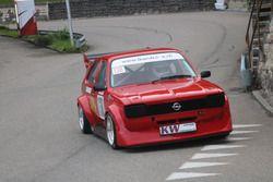 Philip Niederberger, Opel Kadett C City, W.M. Racing Team