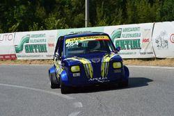 Nicola Annese, Apulia Corse, Fiat 126