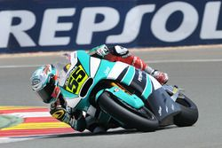 Hafizh Syahrin, Moto2 European Championship