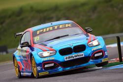 Andrew Jordan, West Surrey Racing, BMW 125i M Sport
