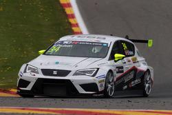 Stian Paulsen, Stian Paulsen Racing, SEAT León TCR