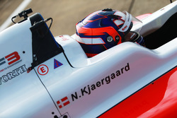 Nicolai Kjaergaard, Fortec Motorsports