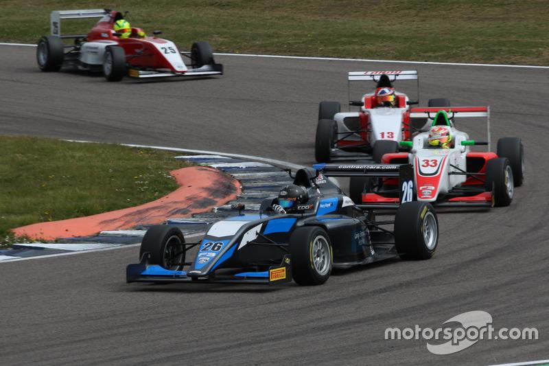 Harry Hayek, Double R Racing
