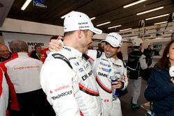 Polesitter: Andre Lotterer, Neel Jani, Porsche Team
