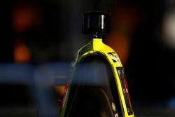 Simon Pagenaud, Team Penske Chevrolet roll hoop