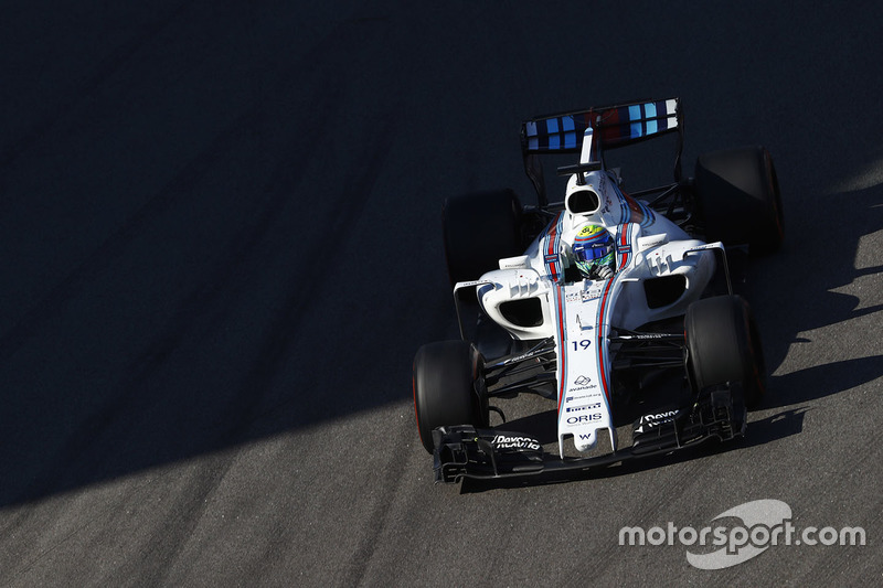 5: Felipe Massa