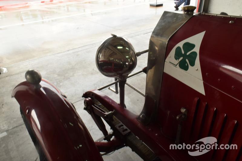 Il Quadrifoglio dell'Alfa Romeo