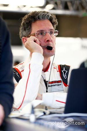 Dr. Frank-Steffen Walliser, Porsche, Motorsportchef