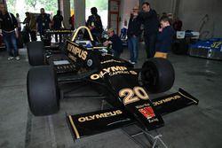 Wolf WR1 Walter Wolf Racing di James Hunt, Keke Rosberg e Rudi Raml