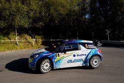 Simone Miele, David Castiglioni, Citroen DS3 WRC, Top Rally