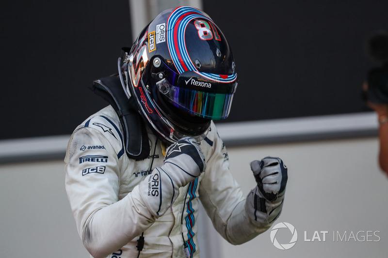 8. GP de Azerbaiyán 2017: Lance Stroll (3º)
