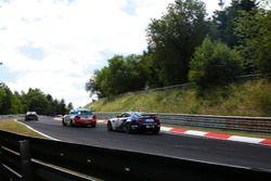 Wolfgang Weber, Erik Johansson, Marc Basseng, Aston Martin Vantage V8 GT4