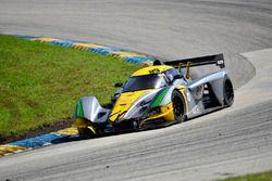 #89 Praga R1, Danny Von Dongen and Renaud Mariotti, Gryphon Racing