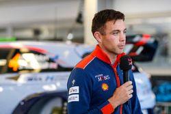 Hayden Paddon, Hyundai i20 Coupe WRC, Hyundai Motorsport