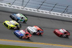 Justin Allgaier, JR Motorsports Chevrolet Scott Lagasse Jr., JGL Racing Toyota Erik Jones, Joe Gibbs